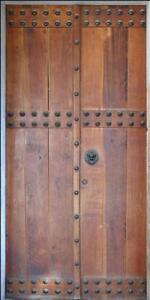 sticker trompe l 039 oeil porte en bois 100x200cm r 201 f p098 ebay