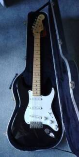"Fender USA Stratocaster ""Eric Clapton"" signature (Blackie)"