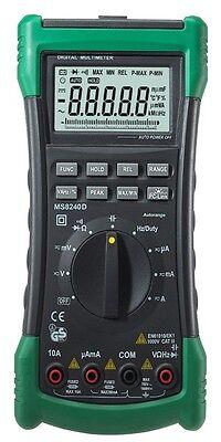 Mastech Ms8240d Autoranging Digital Multimeter With Usb Interface