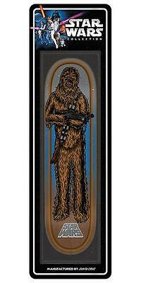 New Santa Cruz Star Wars Chewbacca Collectible Skateboard Deck - 31.7in x 8.26in