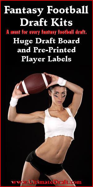 Fantasy Football Draft Kits