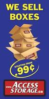 MOVING BOXES ON SALE!