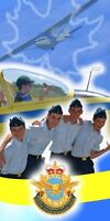 3 Striker Air Cadets