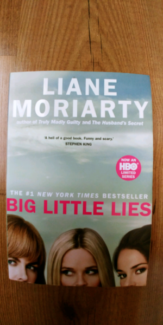Excellent Condition Big Little Lies by Liane Moriarty