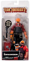 **Brand New** TF2 Red Engineer Action Figure