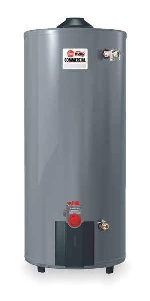Rheem-ruud 75 Gal. Commercial Gas Water Heater, Ng, 75,100 Btuh, G75-75n-2