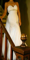 Wedding dress, dress, size 4