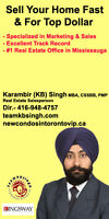 Sell Your Home Fast & For top dollar with Team KBSingh