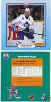 1993-94 Kraft Recipes hockey card set (8 hockey cards)