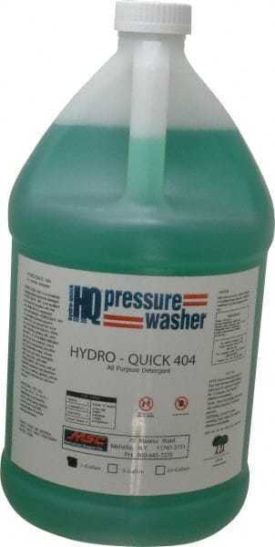 Value Collection 1 Gal Pressure Washing All-Purpose Detergent Bottle