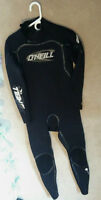 O'Neill Phycho 1 3.2 Wet suit size LS - Extreme light use. OBO