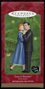 "Hallmark Keepsake I Love Lucy ""Lucy Is Enceinte"""