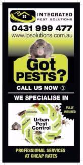 INTEGRATED PEST SOLUTIONS