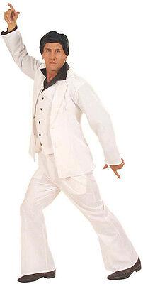 Saturday Night Disco Fever Kostüm NEU - Herren Karneval Fasching Verkleidung Kos