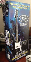 Peavey MAX 126 Stage Pack bass guitar (NEW IN BOX) $200