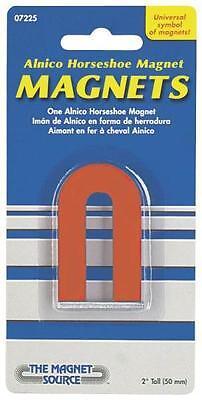 New Master Magnetic 7225 2 3lb Lift Horseshoe Magnet Tool Sale 9708009