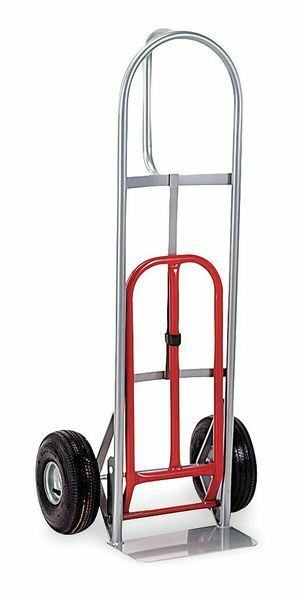 DAYTON 6W851 Hand Truck Nose Plate Extension
