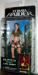 Lara Croft Tomb Raider Figure