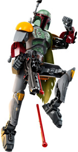 LEGO 75533 BOBA FETT Star Wars: Buildable Figures NEW IN BOX