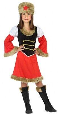 he Around The World Kostüm 3-12 Jahre (Russische Kostüm)