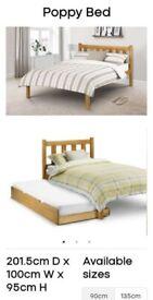 Poppy Single Bed