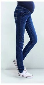New Regular-Fit Skinny Maternity Jeans