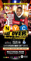 THE NYC TAKEOVER - DJ RELLY RELL FROM NEW-YORK CITY