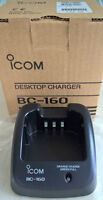 ICOM BC-160 Desktop Charger - Made In Japan - trade for BC-177