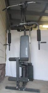 Elite body trainer 7003 home gym Drummoyne Canada Bay Area Preview
