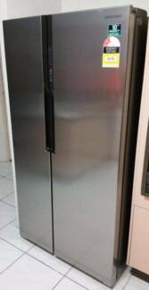 Samsung 584L Side by Side Fridge Coorparoo Brisbane South East Preview