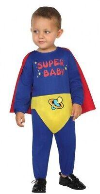 Baby Jungen Mädchen Superbaby Superheld World Verkleidung ()