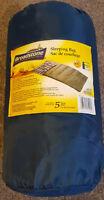 2-Lb Synthetic Fill Sleeping Bag - $10