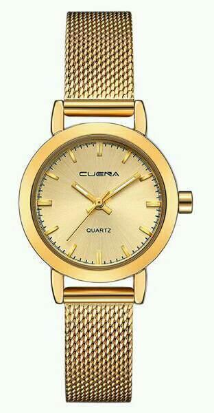New Ladies CUENA Luxury Quartz Watch