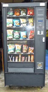 Dry GoodsVending machine - excellent condition, clean and ready