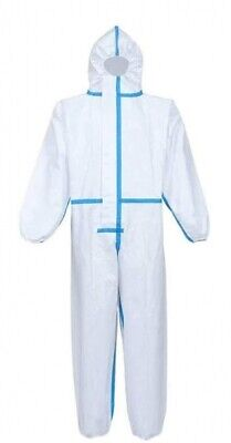 Hazmat Protective Suit Gown Coverall - Personal Protection