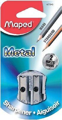 Classic Pencil Sharpener (Helix 77049 x Classic 2-Hole Pencil Sharpener )