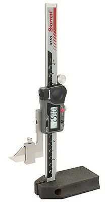 Starrett 0-6150mm Electronic Digital Height Gage With Output