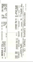 GREYHOUND BUS TICKET( sud to white river
