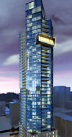 Downtown Yonge/Bloor 1+1 New Condo Chaz Yorkville Move in ASAP