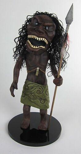 "Zuni Warrior Fetish Doll Trilogy of Terror 15"" Prop Replica HCG NEW LIMITED"
