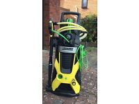 K7 PREMIUM FULL CONTROL ECO HOME PRESSURE WASHER