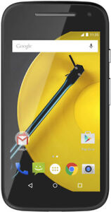 Moto E cell phone 2nd generation for sale