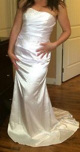 Wedding Dress, Evening Gown, Grad Dress, Bridesmaid Dress