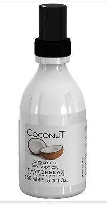 Olio di Cocco Secco per il Corpo - Coconut - 150ml - Phytorelax