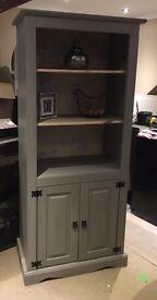 Large rustic cupboard