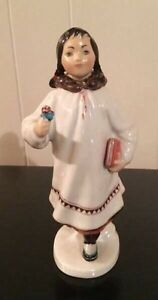 RUSSIAN Porcelain Figurine/Doll ~ Collector Piece! ~ $125