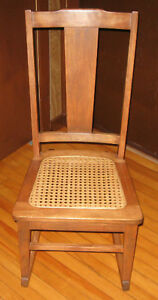 Antique Nursing Rocking Chair