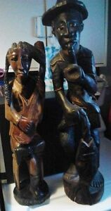 Carved Wood Statues and other Pieces Stratford Kitchener Area image 4