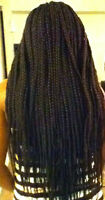 Braids! And weave