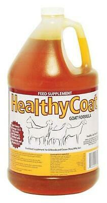 Healthy Coat Goat Feed Formula Gallon